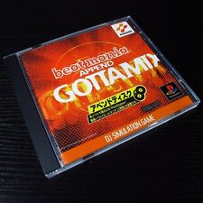 Beatmania Append Gottamix PS1 SONY PlayStation Game JAPAN Import NTSC-J #200-5