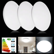 1x Round 18W Surface Mount LED Ceiling Light Lamp Downlight Bathroom Day White
