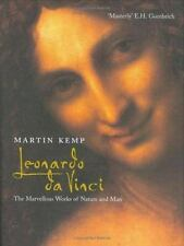 Leonardo da Vinci: The Marvellous Works of Nature and Man, Kemp, Martin, 0192807