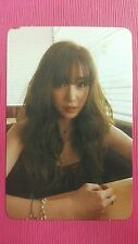 SNSD TIFFANY Official Photocard #1 I JUST WANNA DANCE Girl's Generation 티파니