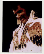 ELVIS PRESLEY POSTER PAGE . JUMPSUIT OUTFIT . NOT CD DVD M66