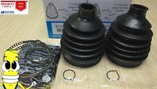 Both Outer CV Axle Boot Kit For Land Rover Discovery 1999-2004 EMPI Boots