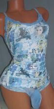 2 Piece Star Wars  Pajama    SISSY POUCH PANTIES Crossdress for Men Sz 34-46 2X