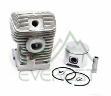 Cylinder Head Piston Kit Stihl MS210 021 40mm Piston Pin Rings Circlips