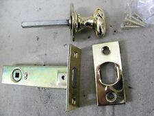 Door dead lock BATH room brass NEW