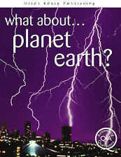 WHAT ABOUT PLANET EARTH Answering Questions Educational Fun Leaning Book 2008