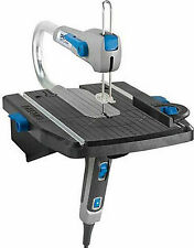 Dremel Ms20 Moto Saw 2 En 1 Pergamino & fretsaw Power Tool Ms 20 Recortes De Madera Y Metal