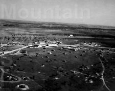 Pantanella Italy B-24 Bomber Base WWII 8x10 Aerial Photo 55th Wing of the 15th