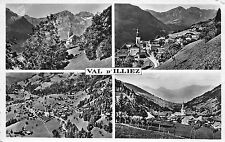 BF35568 val d illiez valais switzerland  front/back scan