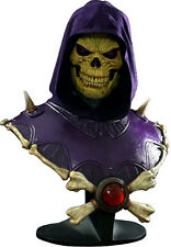 MASTERS OF THE UNIVERSE - Skeletor 1:1 Scale Bust (Pop Cuture Shock) #NEW