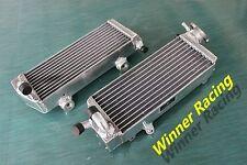 L/R aluminum radiator KTM 125/200/250/300 SX/EXC/MXC 2008-2012