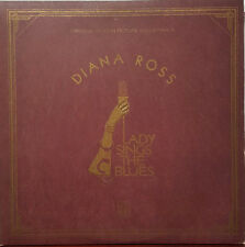 "Diana Ross - Lady Sings the Blues 1972 Motown 12"" 33 RPM Double LP (EX)"