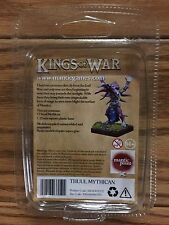 Kings Of War, 2nd Edition: Trident Realm Thuul Mythican