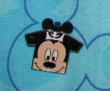 Disney Pin MICKEY MOUSE FACE T - SHIRT 85888
