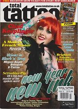 TOTAL TATTOO MAGAZINE #112 Feb 2014,The UK'S Multi-Award Winning TATTOO Magazine