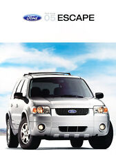 2005 Ford Escape 24-page Original Car Sales Brochure Catalog - Limited