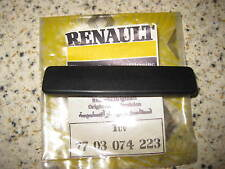 PLUG - HANDLE - 7703074223 - RENAULT 4 5 6 9 11 12 14 15 16 17 18 20 25 30 FUEGO