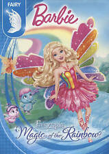 Barbie Fairytopia: Magic of the Rainbow (DVD, 2016)
