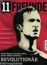 11 Freunde April Nr.77/2008,Theo Zwanziger,Premier League,Revolutionäre,...