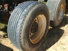 acco 6x6 or 4x4  ex army-wide tyres +rims
