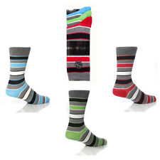 3 pairs Mens Giovanni Cassini Socks london size 6-11