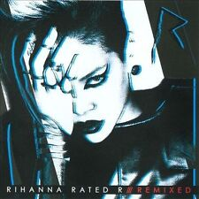 Rated R: Remixed [Clean] by Rihanna (CD, May-2010, Def Jam (USA))
