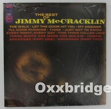 SEALED JIMMY McCRACKLIN The Best Of WEST COAST BLUES Vinyl Record MINIT Stereo