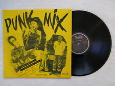 "LP 33T SEX PISTOLS, RADIO STARS... ""Punk mix, Rock mix"" BARCLAY HS 69 FRANCE §"