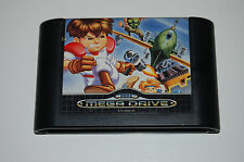 GUNSTAR HEROES CARTUCHO SEGA MEGA DRIVE PAL CART TREASURE