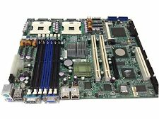 Supermicro X6DVA-4G ATX Dual Intel Xeon Socket pga604 DDR Server Motherboard(3A)