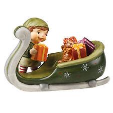 Goebel Alle Geschenke müssen mit Figuren Weihnachten Hummel Engel NEU