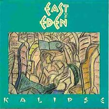EAST OF EDEN- KALIPSE (New & Sealed) CD Jazz Rock Geoff Nicholson