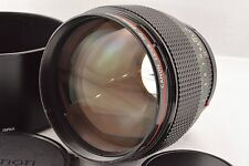 """ Excellent "" Canon FD 85mm f/1.2 L FD Lens from Japan 16505"
