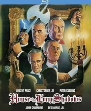 House of the Long Shadows (Blu-ray Disc, NEW, 1983, 2015 Release) Vincent Price