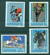 JEUX OLYMPIQUES - OLYMPIC GAMES MOSCOW 1980  MAURITANIA 1980 set