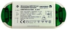 Dimmable LED Driver, Load 5W-18W, Constant Current 700mA, Vadsbo