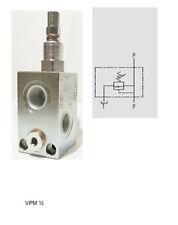 Idraulica Valvola Limitatrice Di Pressione G 1/4 25 litri/min,