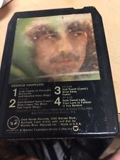 George Harrison - Self Titled 8-Track New Sealed Free Shipping