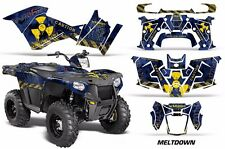 Polaris Sportsman 570 Graphic Kit Wrap Quad AMR Racing Decal ATV 14-15 MLTDWN Y