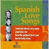 Spanish Love Songs, Lorraine Hunt Lieberson, Very Good Live
