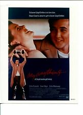 John Cusack Inoe Skye John Mahoney Say Anything Press Still Photo