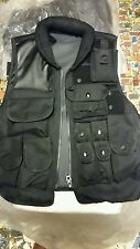 MULTI-FUNCTIONAL TACTICAL VEST COMBAT ASSAULT VEST, AIRSOFT/.NEW, UK STOCK.
