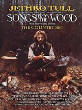 Jethro Tull - Songs from the Wood - 3CD/2DVD 40th Anniversary - Pre Order 19/5