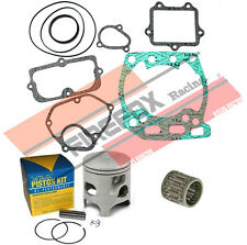 Suzuki RM250 RM 250 2006 - 2016 Mitaka Top End Rebuild Kit Inc Piston & Gaskets