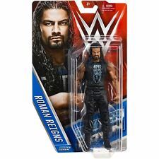 Official Mattel WWE Basic Series 62 Smackdown Roman Reigns Action Figure