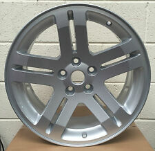 "18"" GENUINE CHRYSLER 300C SILVER ALLOY WHEELS R5-1DP35PAKAB ORIGINAL FULL SET"