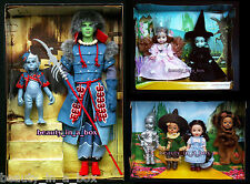 Guard Monkey Wizard of Oz Barbie Doll Dorothy Wicked Witch Glinda Kelly NO BOX ""