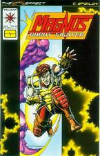 Magnus Robot Fighter # 41 (Chaos Effect Epsilon part 4) (Valiant, USA, 1994)