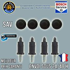 4 Vis et 4 Clips Cache Moteur HDI BOXER PARTNER EXPERT 3008 5008 806 807