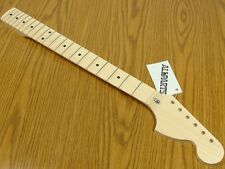 NEW Fender Lic SCALLOPED Maple Stratocaster Strat NECK Malmsteen CBS 70s LMF-SC